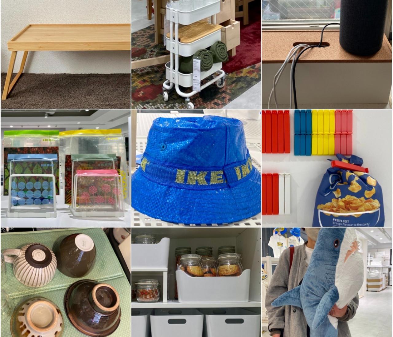 【イケア(IKEA)】渋谷で買って本当によかった! 2021年在宅QOL爆アゲおすすめアイテム8選+渋谷店紹介レポ