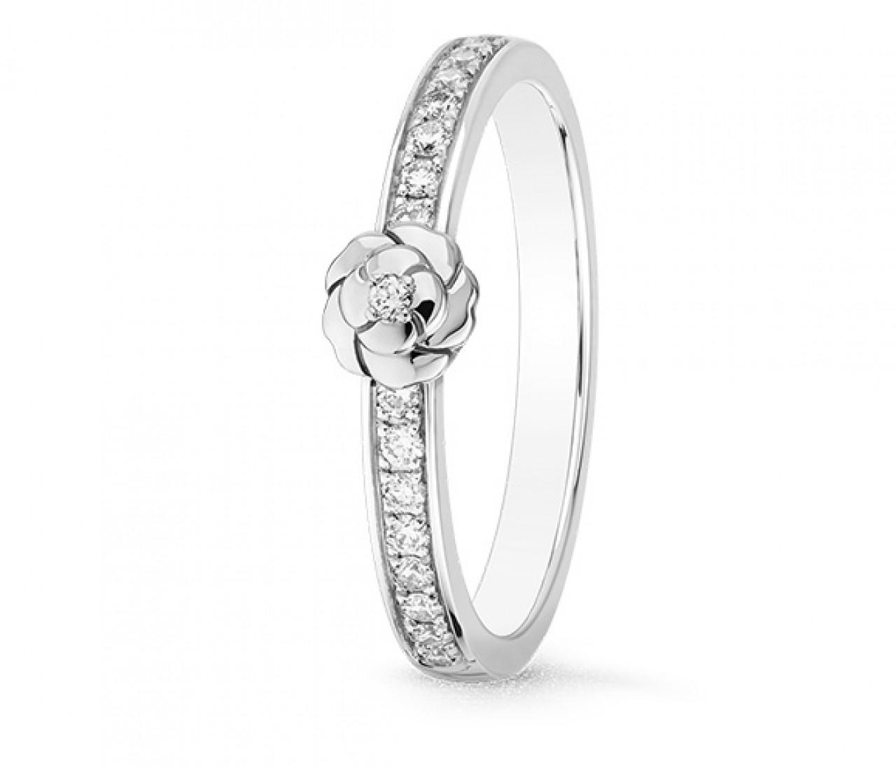 【シャネルのブライダルフェア】結婚指輪も婚約指輪も!二人の永遠の愛を誓って♡