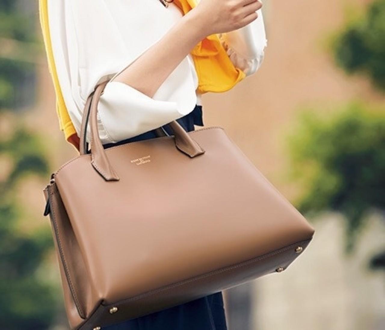 ALL¥35000以下♡ 人気セレクトショップの売れ筋【通勤レザートート】3選
