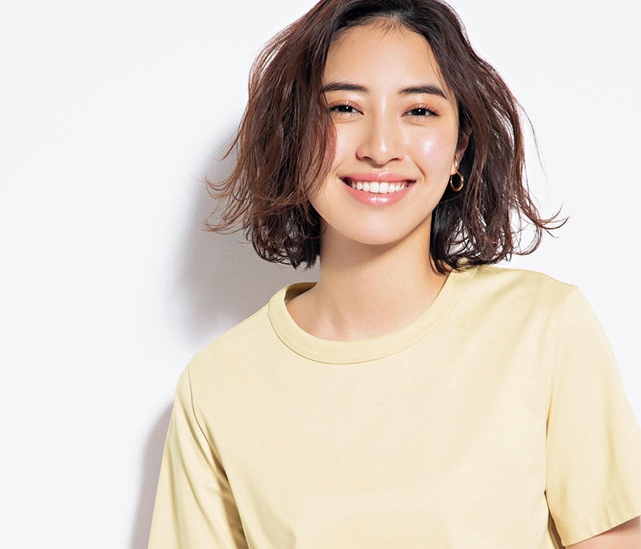 【骨格別おすすめTシャツ】「暖色カラーTシャツ」は今年の買い足し大本命!