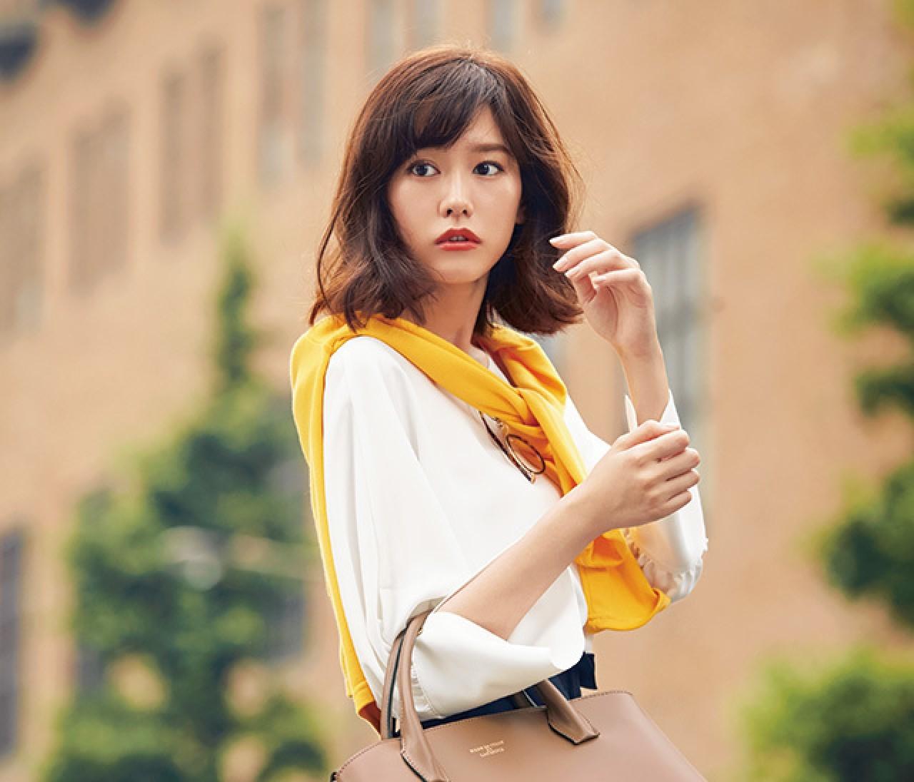 桐谷美玲がナビ★ しゃれ感ファーストで選ぶ秋の【通勤トートバッグ】4選