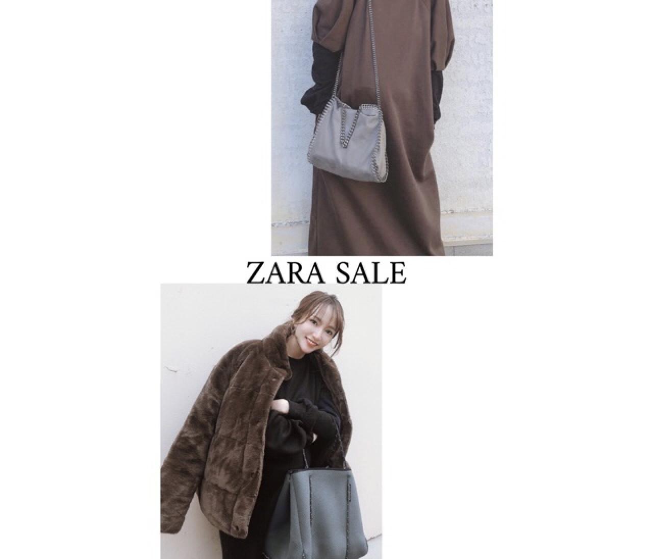 【ZARA sale】高見えジャケット&ワンピース♡