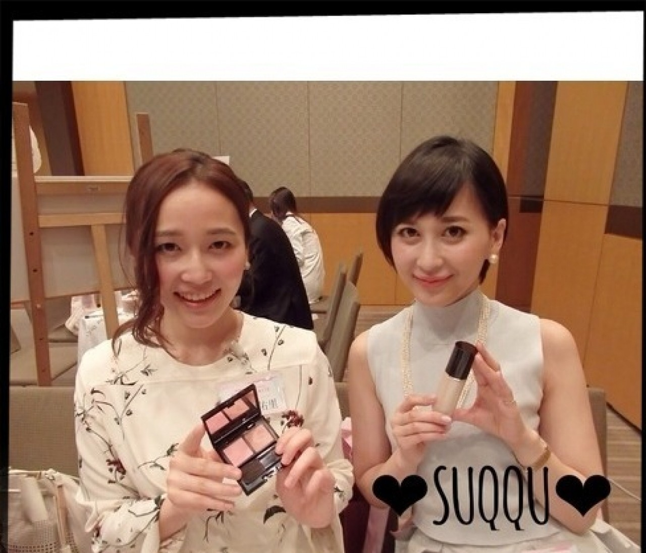 MAQUIA ONLINE with @BAILA主催の『ビューティ☆テイスト』2