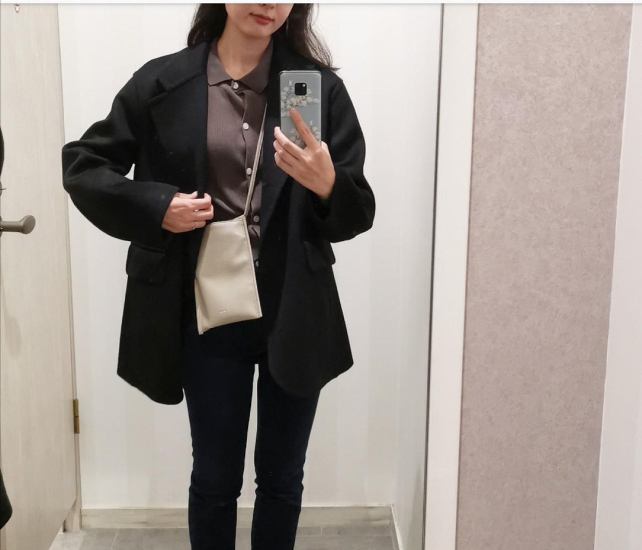 【ユニクロ+J】カシミヤブレンドオーバーサイズジャケットが良かった!