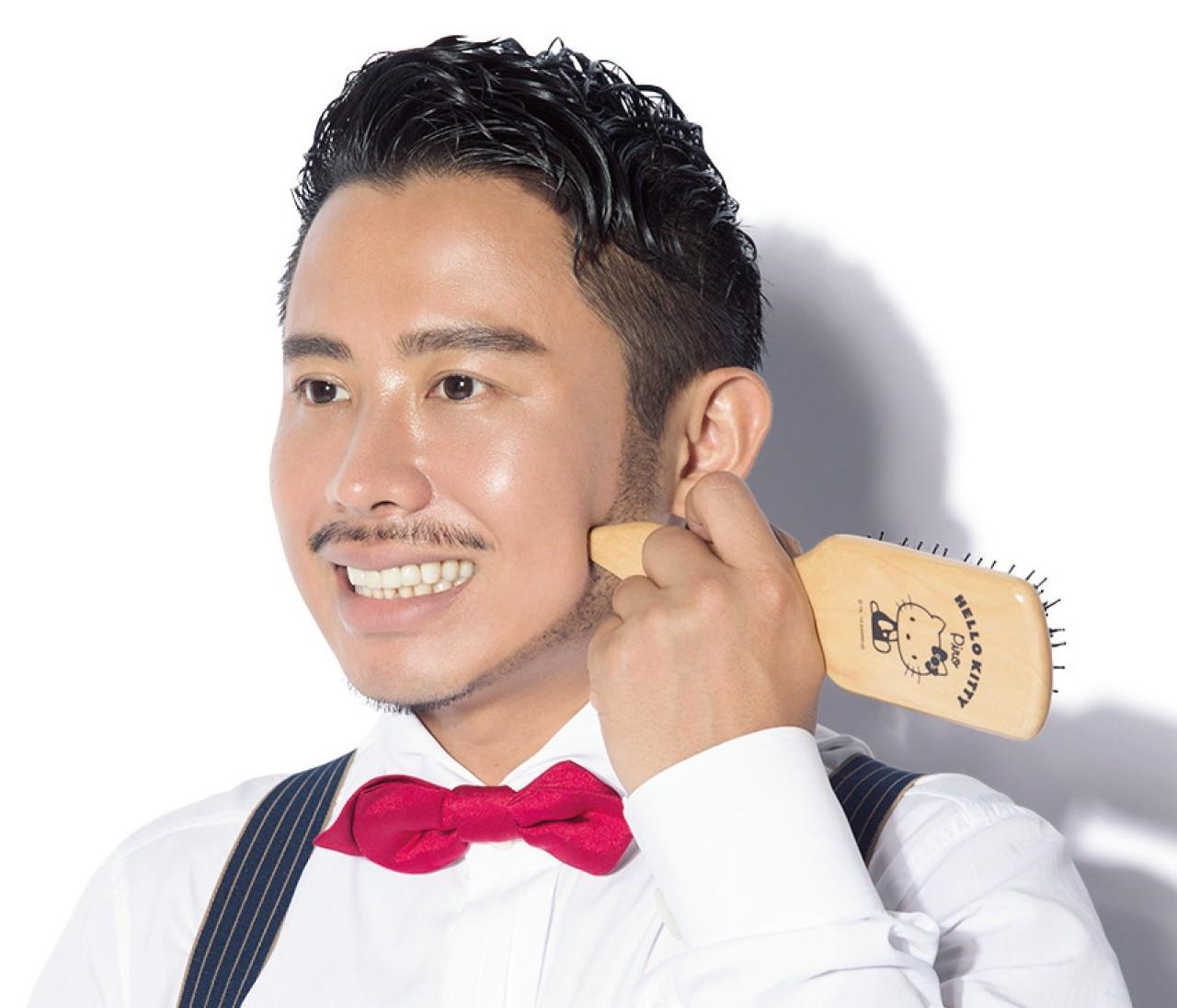 小田切ヒロが伝授!コリをほぐして、シェーディング不要の立体小顔に!