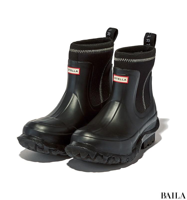 ブーツ  ステラ マッカートニー×ハンター   ナチュラルラバー