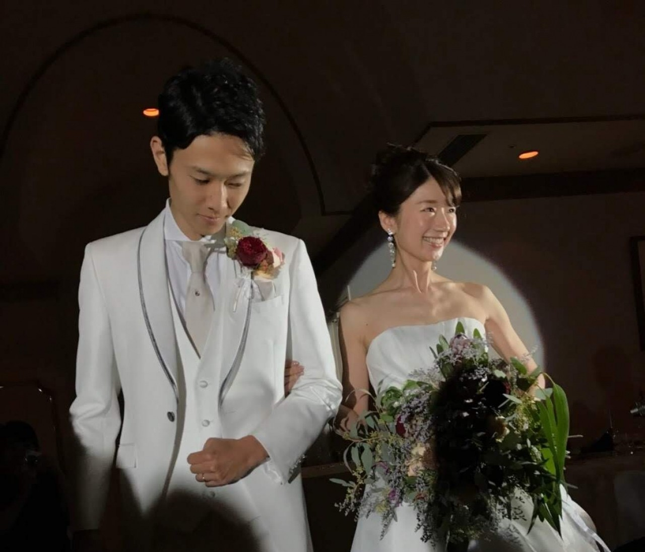 【婚BAILA】私のドレスの選び方♡