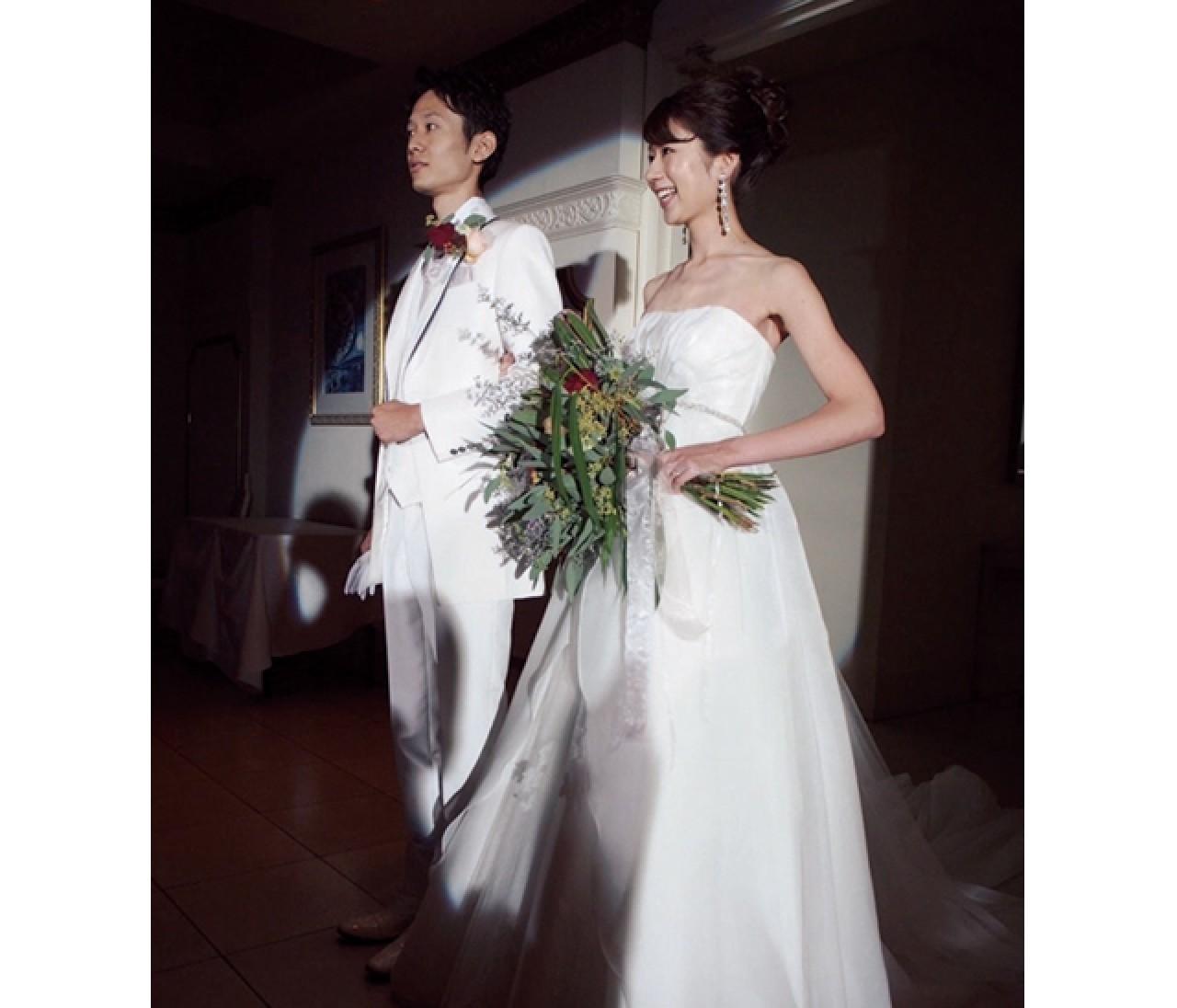 【スーパーバイラーズの花嫁ルポ】10年たっても絶対素敵な花嫁姿を拝見!