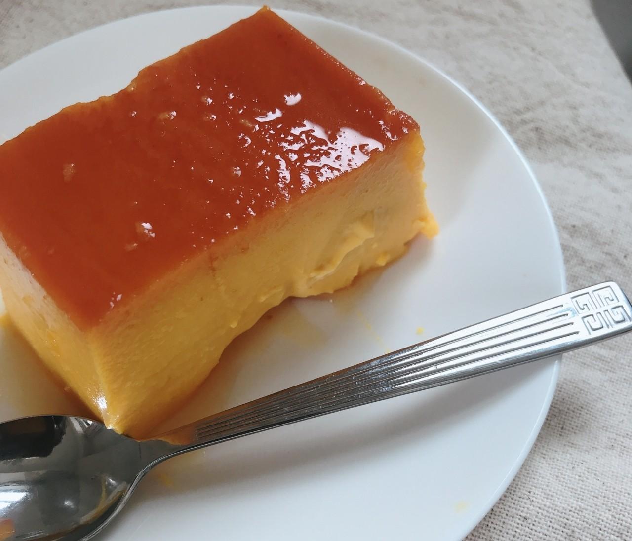 おうちHalloween★簡単かぼちゃプリン