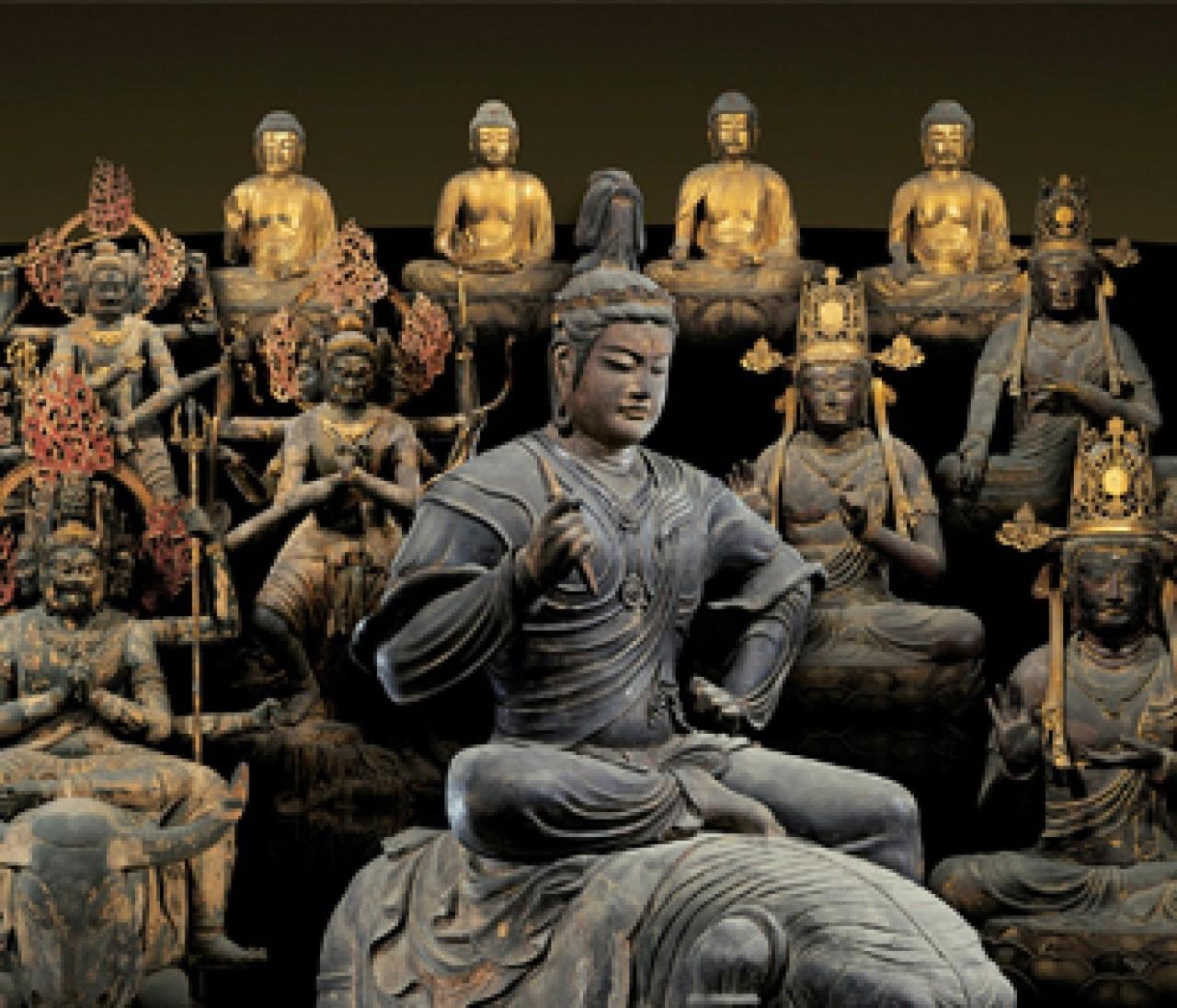 オールスターで豪華! 東京国立博物館で<東寺の仏像曼荼羅>の深~い世界に触れよう