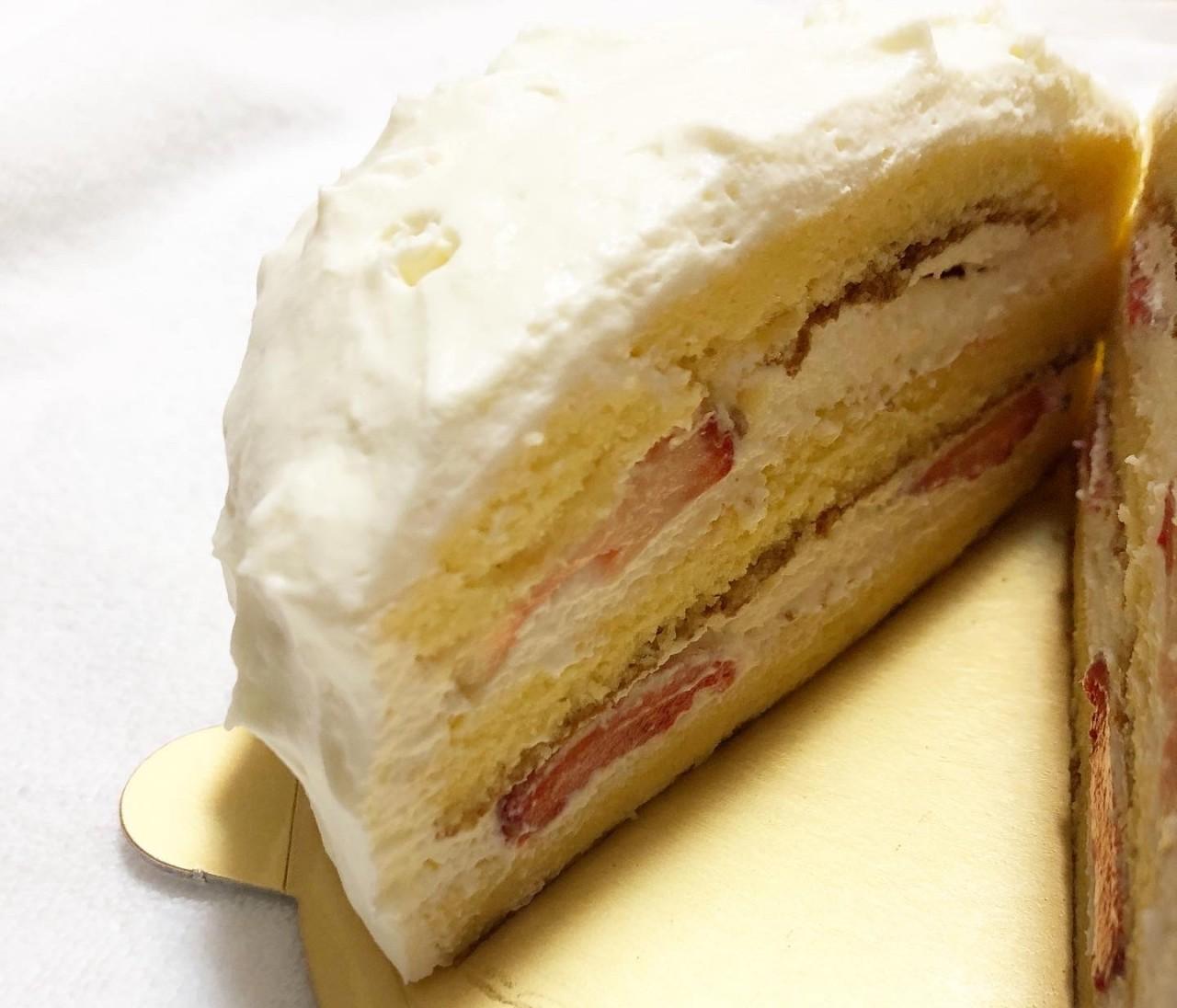 「おかしやうっちー」究極のショートケーキはコレ!!