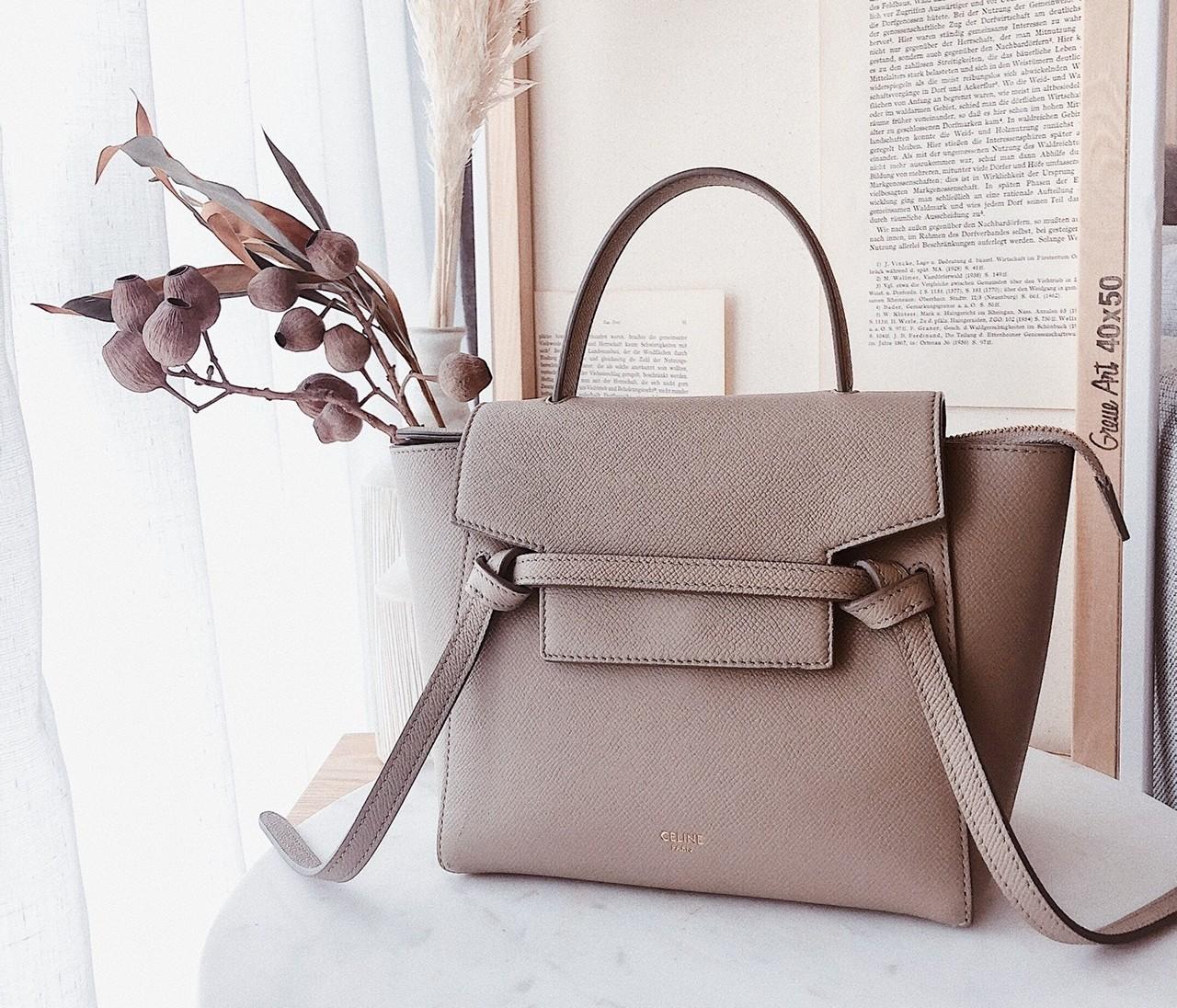 【30代からの名品バッグ】セリーヌのベルトバック