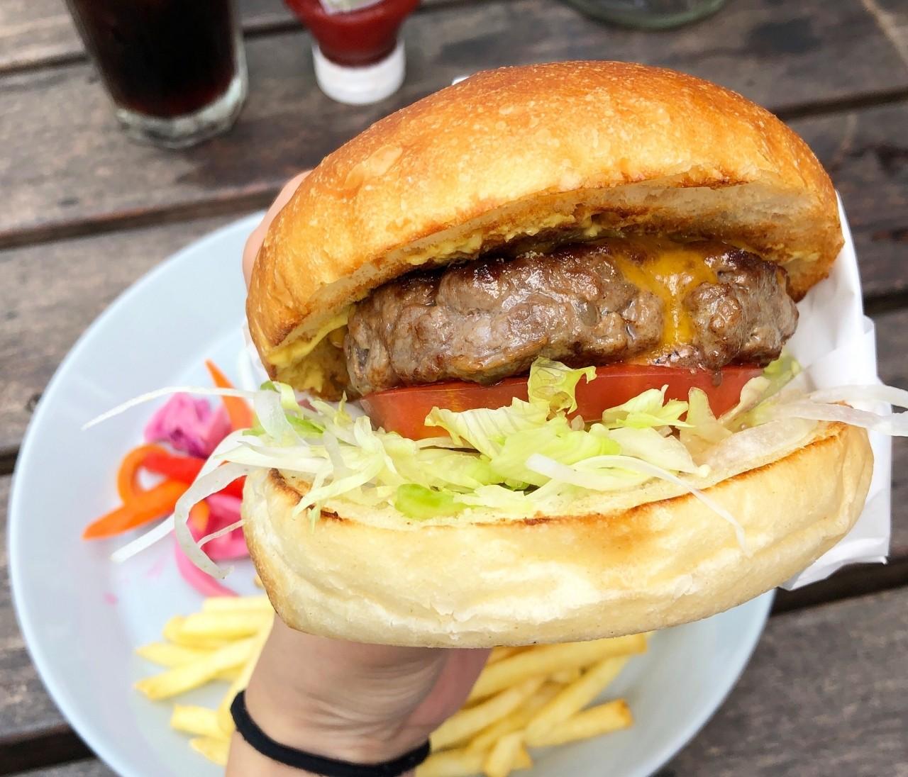 【私のパン活☆軽井沢編】ハンバーガーを食べるならココ!!
