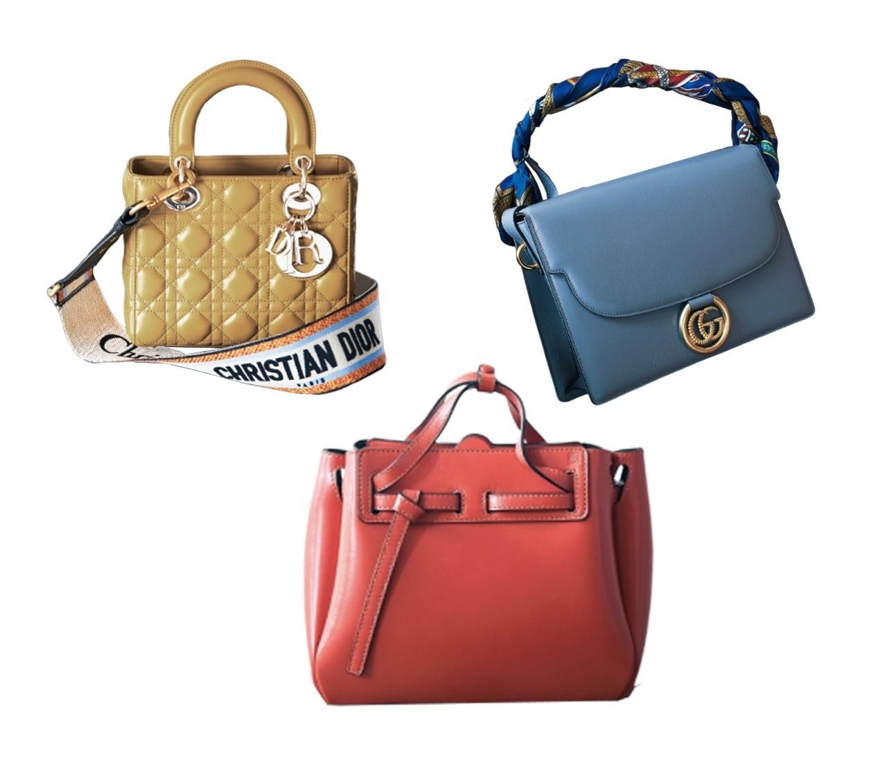 毎日を憧れブランドバッグとともに。日常を彩る秋の新作バッグ12選