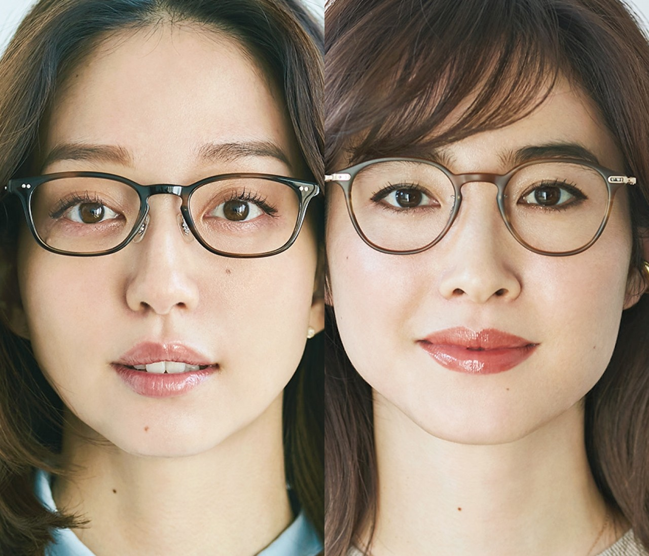 【美人メガネ】似合うメガネがわかる「大人顔or子ども顔」診断
