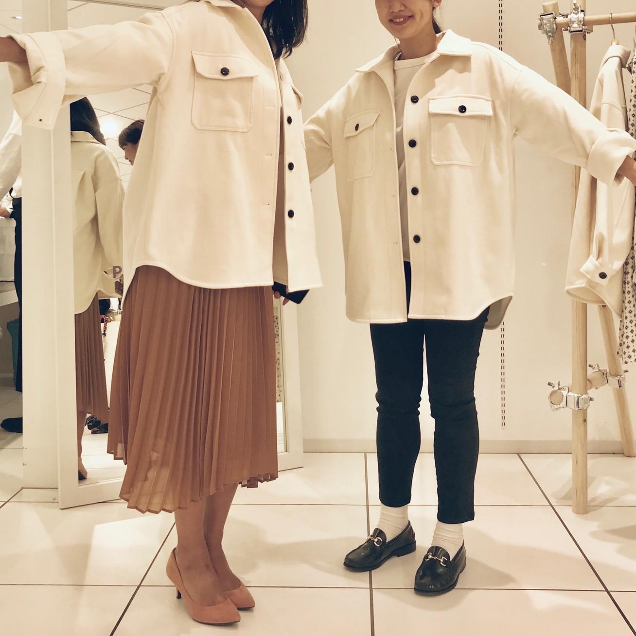 2019秋→冬は中間ライトアウターを買え【GU(ジーユー)】のCPOジャケットで30代女子があか抜けるコーデのコツ_4