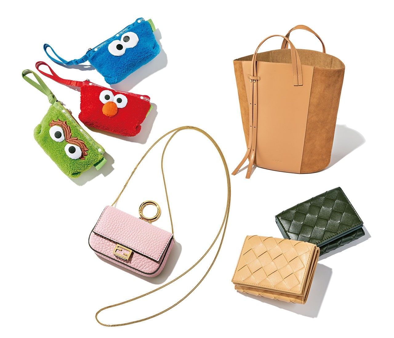 ハイブランドの新作バッグ&ミニ財布、話題のコラボバッグまで一気見せ!【今月のおしゃれニュース】
