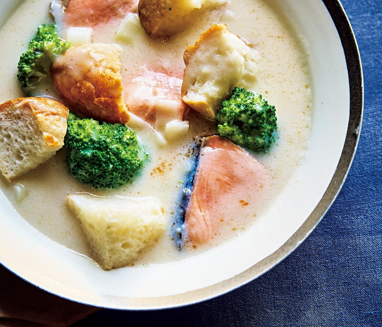 【スープ作家・有賀 薫さんの簡単レシピまとめ】おうち時間に栄養と幸せを!