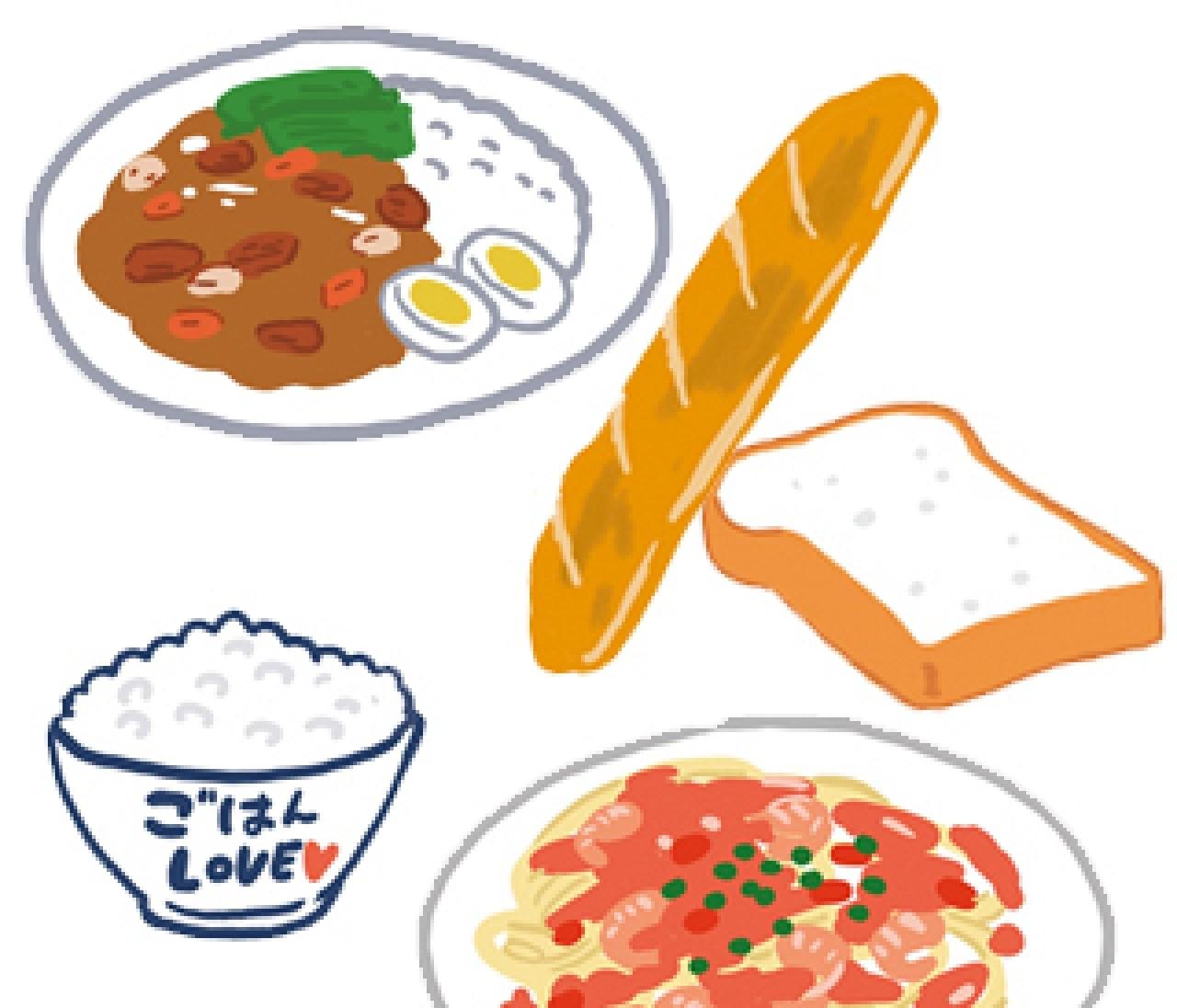 <糖質OFFが苦手な人へ>ダイエット中の炭水化物はこう食べるが勝ち!