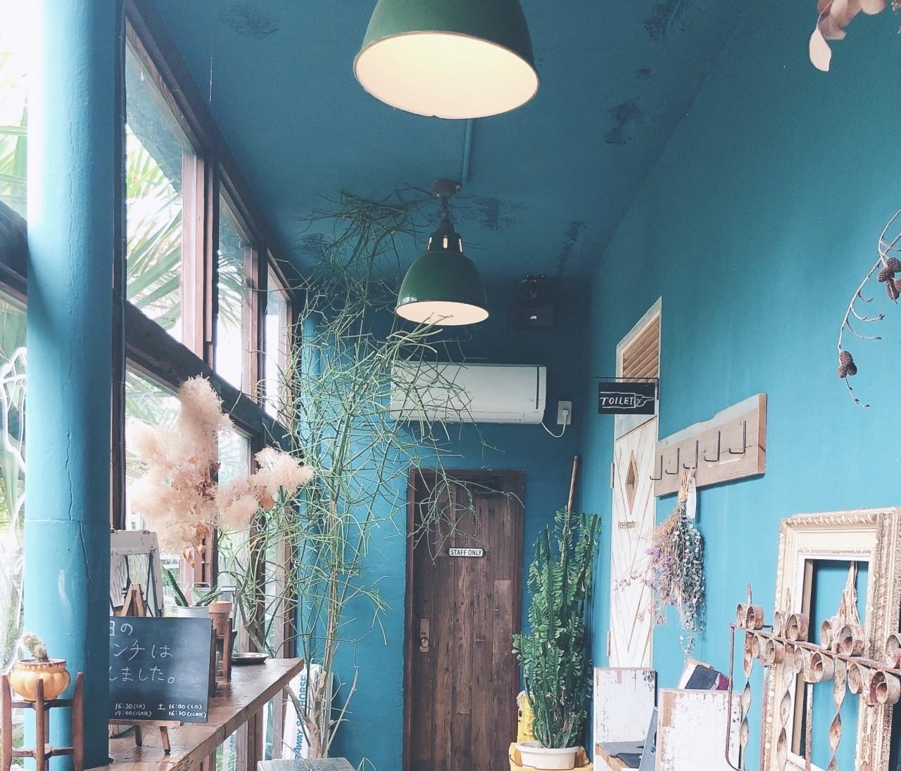 【沖縄旅行】お洒落カフェ&グルメ❤︎