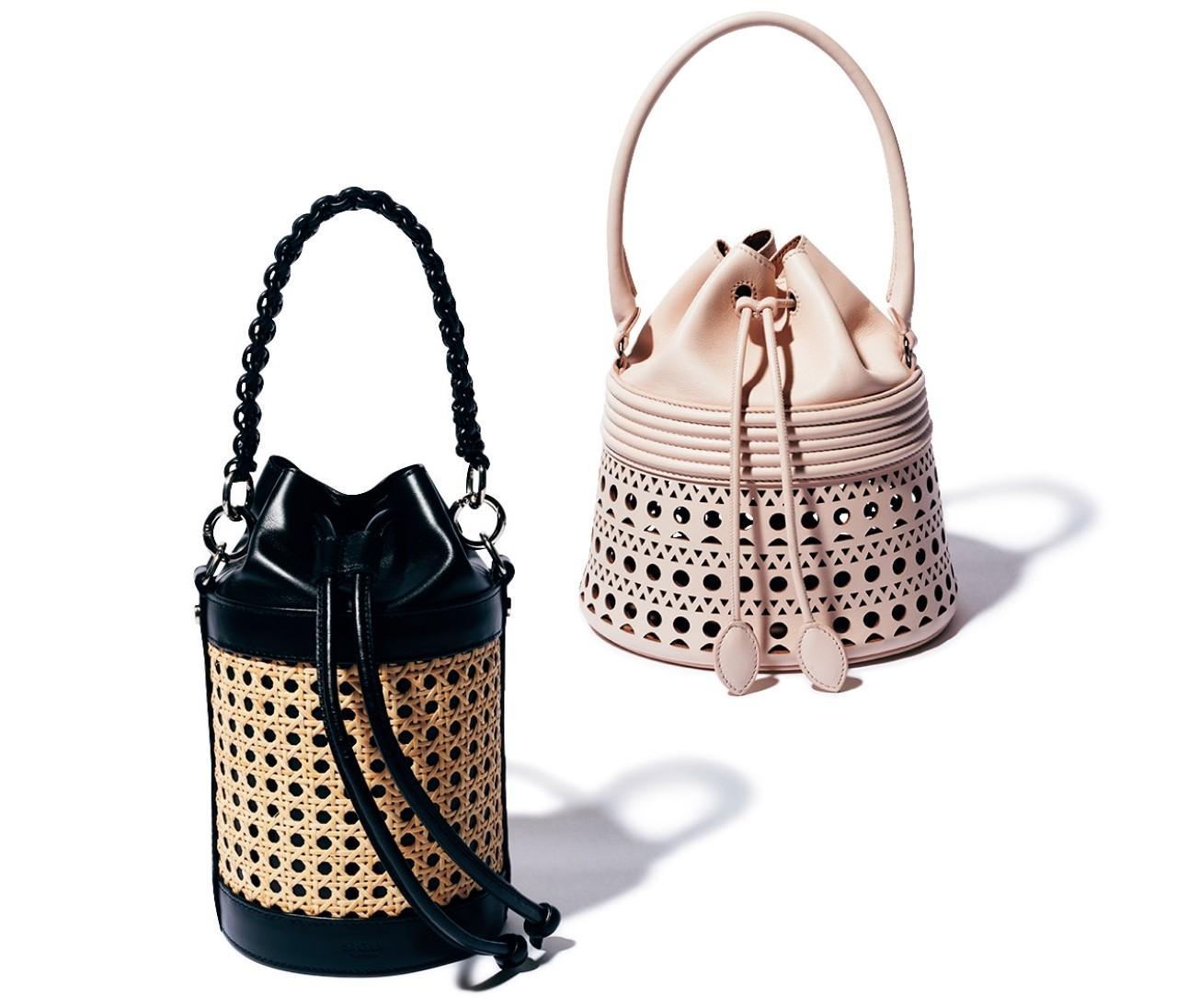 【人気ブランドの最新バケットバッグ5選】J&M デヴィッドソン、フルラ…持ってるだけで可愛いバッグがズラリ!