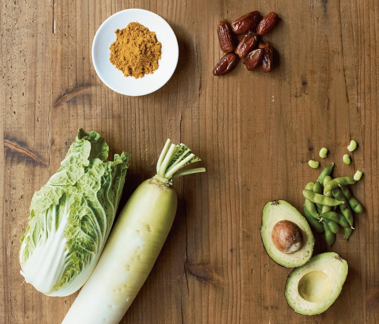 体の不調は食材のパワーに頼って【美しく&痩せる食べ方】