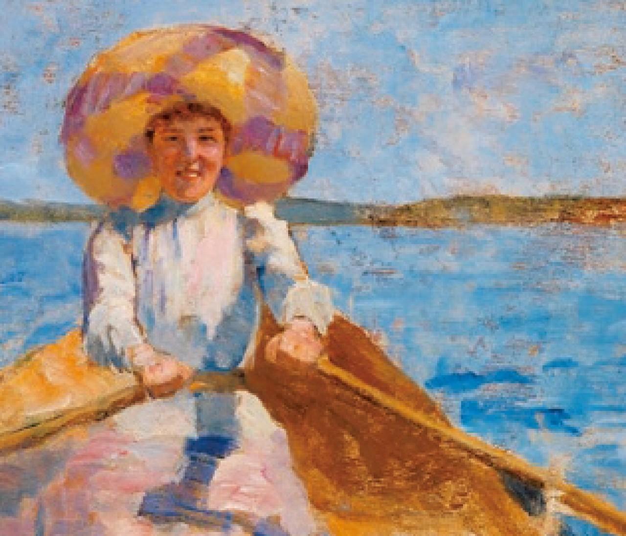 フィンランドとの外交関係樹立100周年記念『モダン・ウーマン ―フィンランド美術を彩った女性芸術家たち』