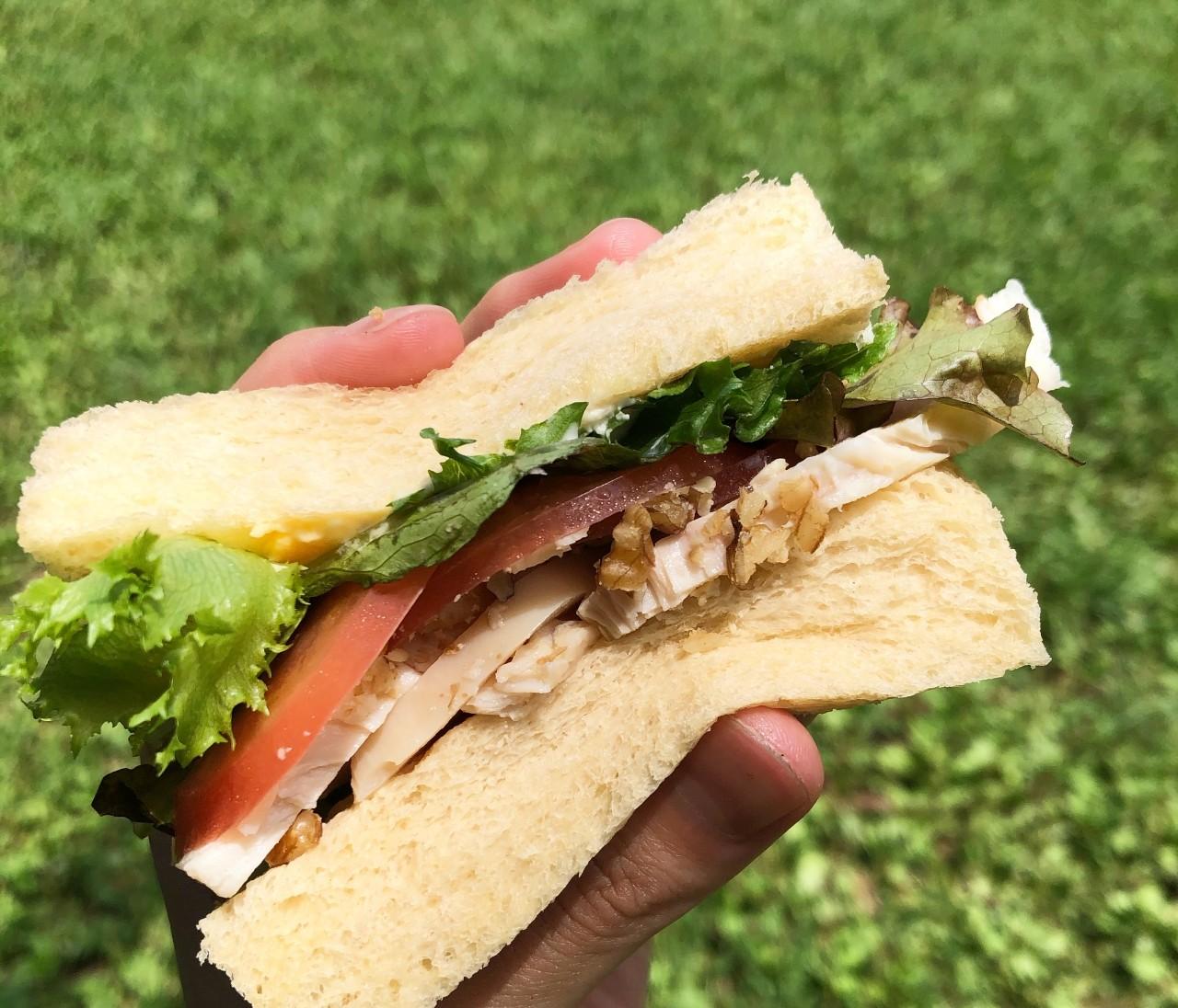 糖質80%オフ‼︎低糖質なのに美味しいふわふわサンドイッチ