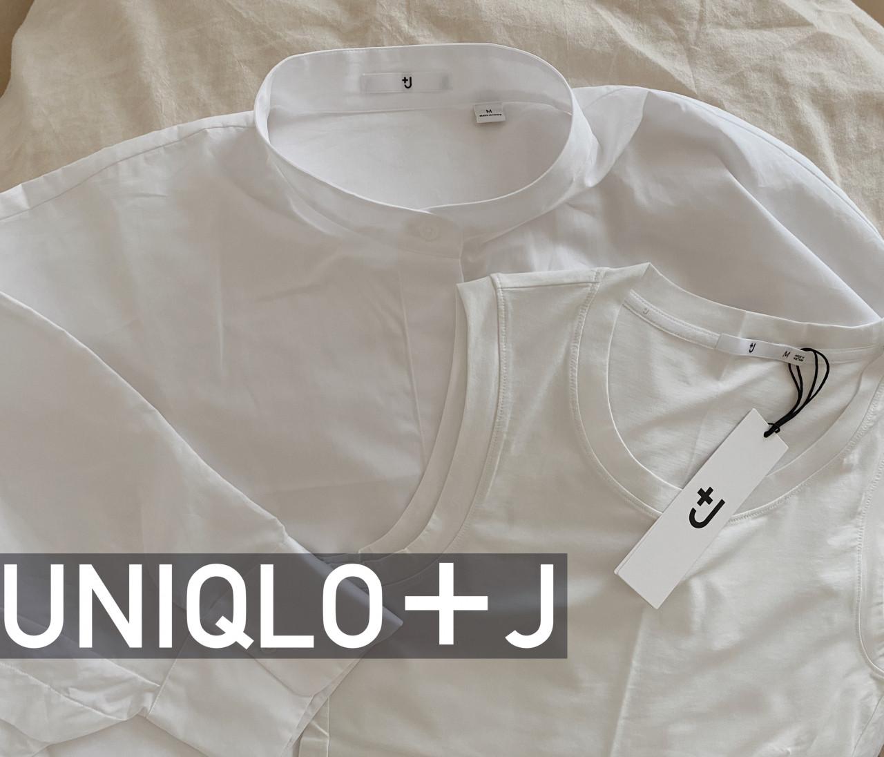 \UNIQLO+J/春夏コレクションをゲット!第二弾!