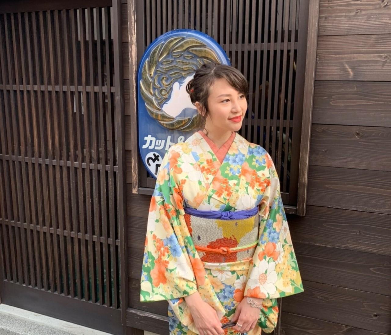 着物でぶらり♪フォトジェニックな金沢旅行