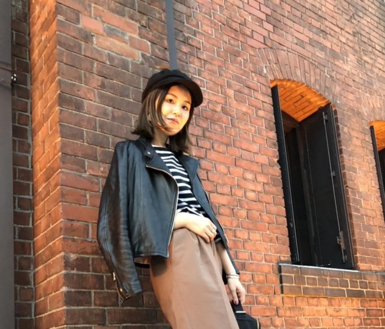 BAILA 11月号で秋の抜け感をGET☆