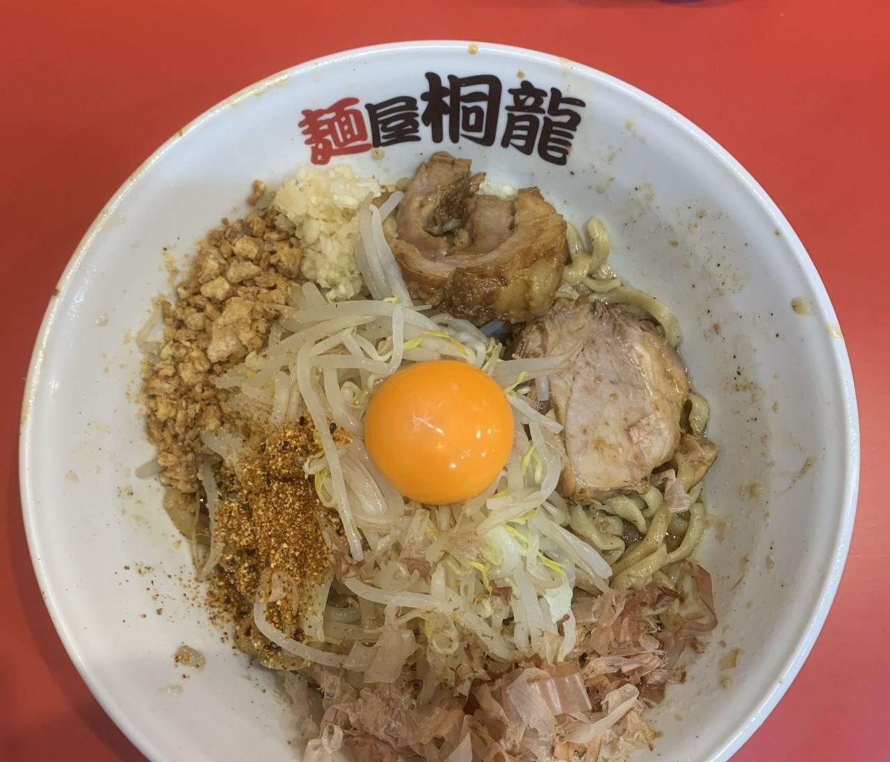 埼玉県で1番人気の二郎系ラーメン店「麵屋 桐龍」