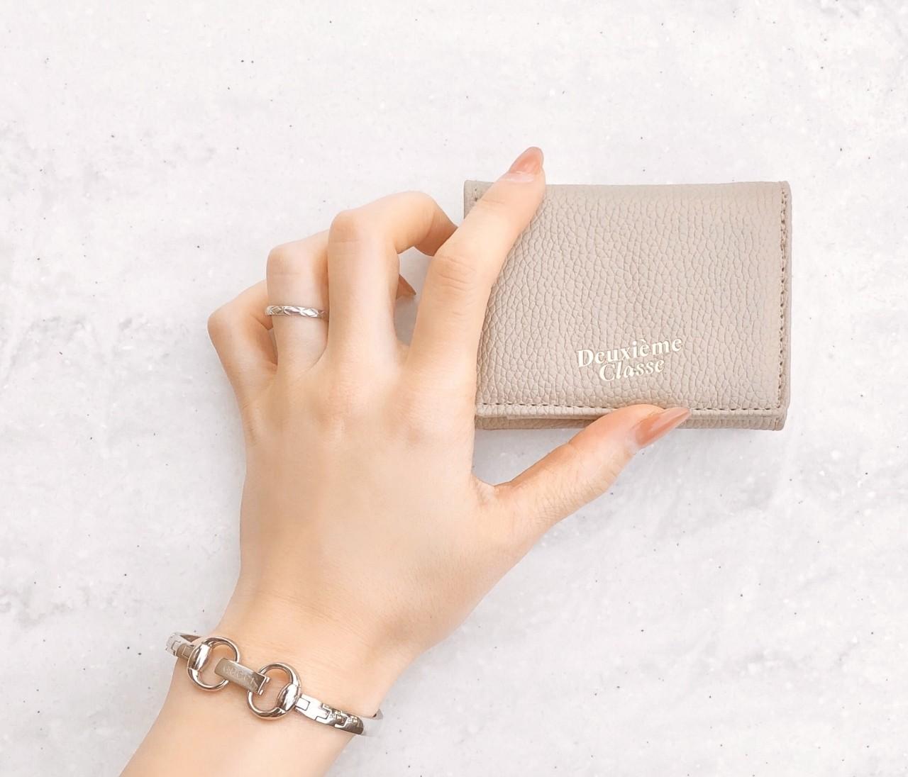 【BAILA 4月号付録】大人気ブランドコラボのミニ財布