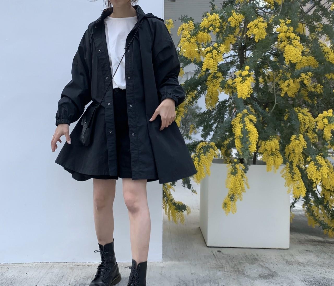 ユニクロ ユーの新作激カワAラインコート♡
