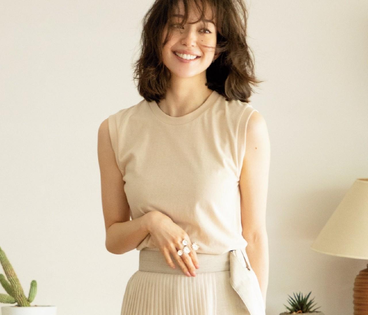 松島 花の私服がおしゃれすぎ♡ 大人のトレンド全網羅 【松島 花の私服2020夏】