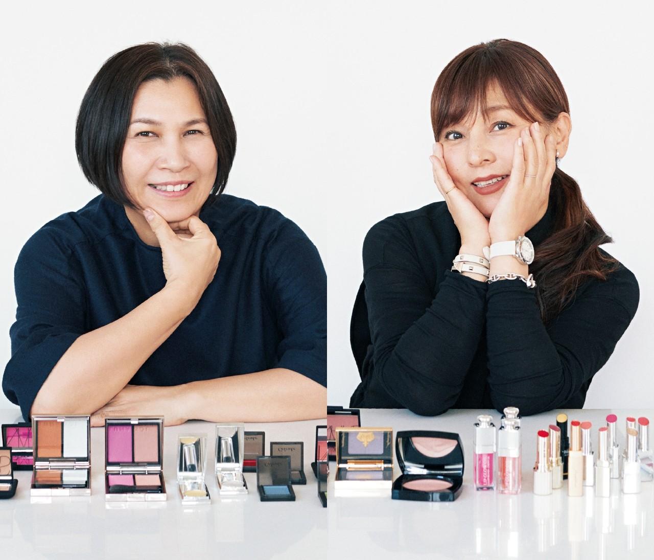 【ときめき春色コスメ】中野明海さん&千吉良恵子さんおすすめ新作