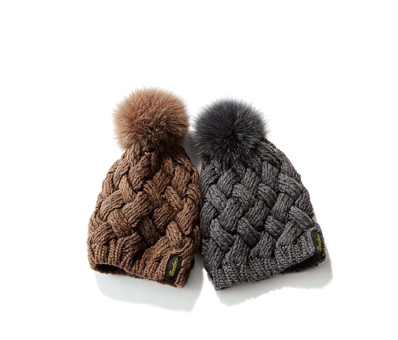 【男性ウケ必至♥】ボルサリーノにニット帽があるって知ってた?
