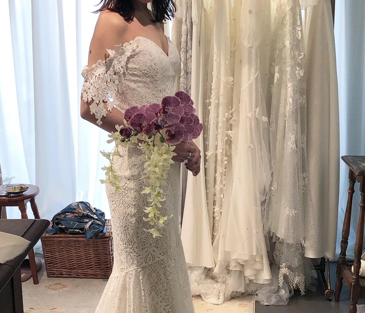 【Wedding】ドレス試着すべて見せます♡/前半