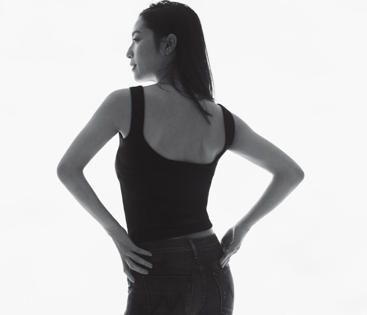 """【中村アンのつくり方】理想のボディは""""服が似合うカラダ"""""""