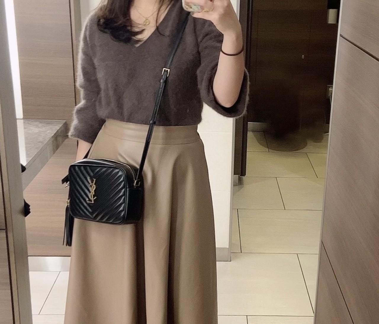【DHOLIC】高見えスカートで今年っぽく!