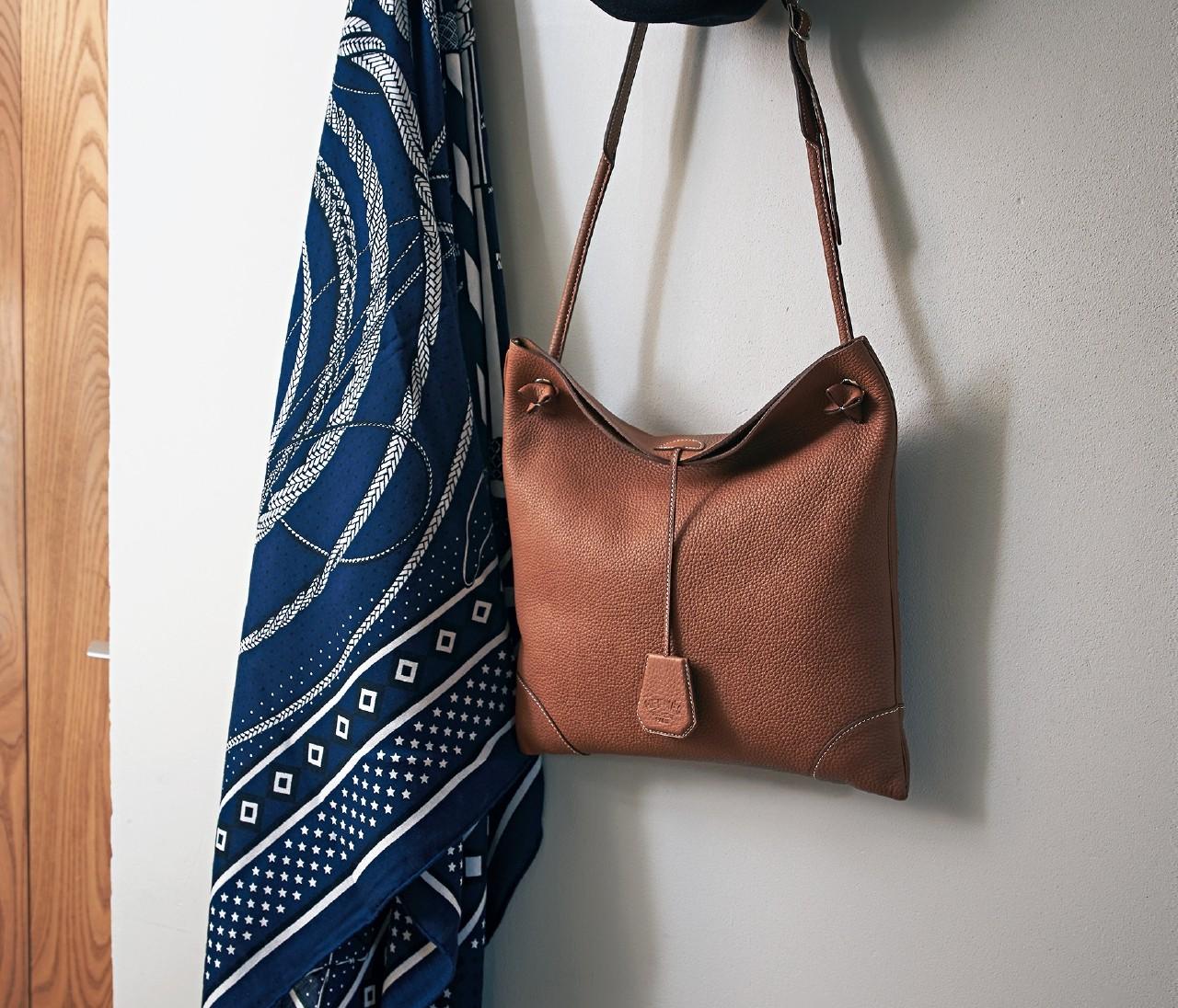 【HERMÈS (エルメス)】使うほど体になじむ極上レザーの新作バッグ