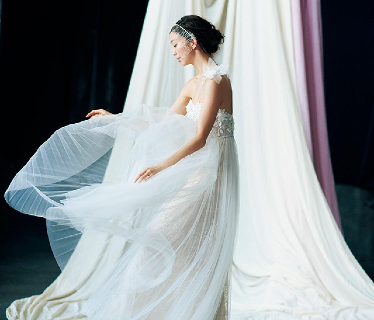 大人花嫁の【ウエディングドレス】選び、5つの正解