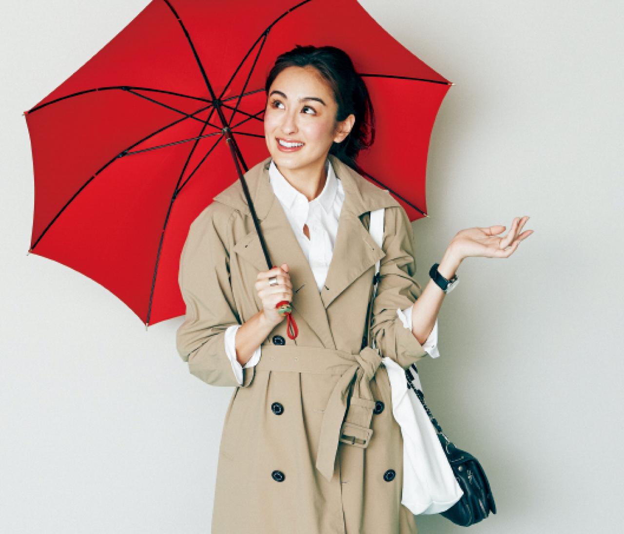 雨でちょっぴり肌寒い日に頼れる【軽アウター&はおりもの】5選