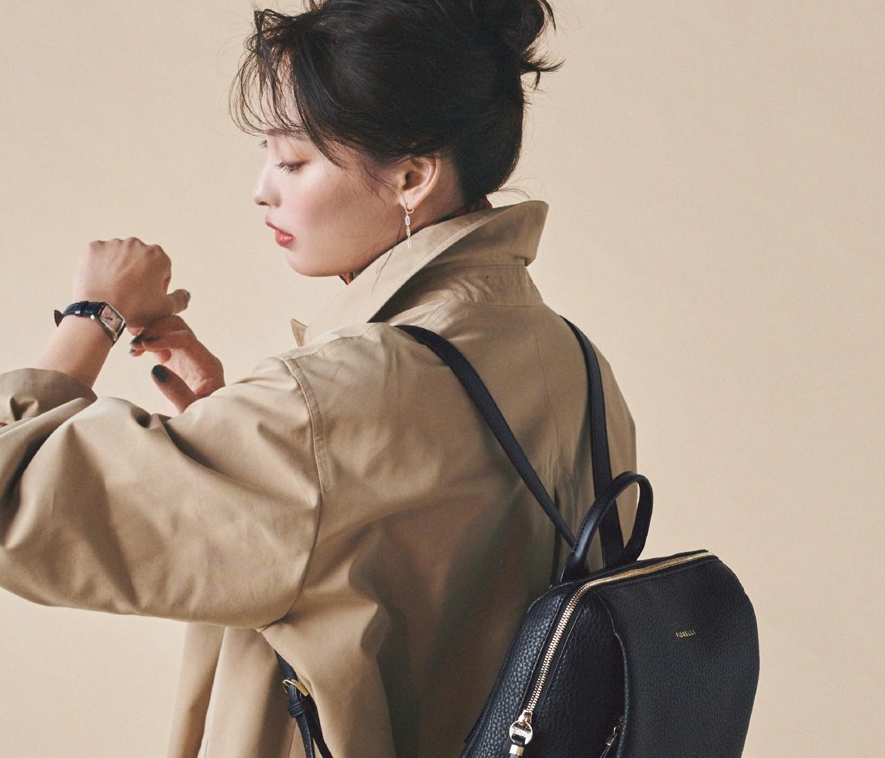 【働く30代のバッグ】通勤OKな「きれいめリュック」を選ぶコツ