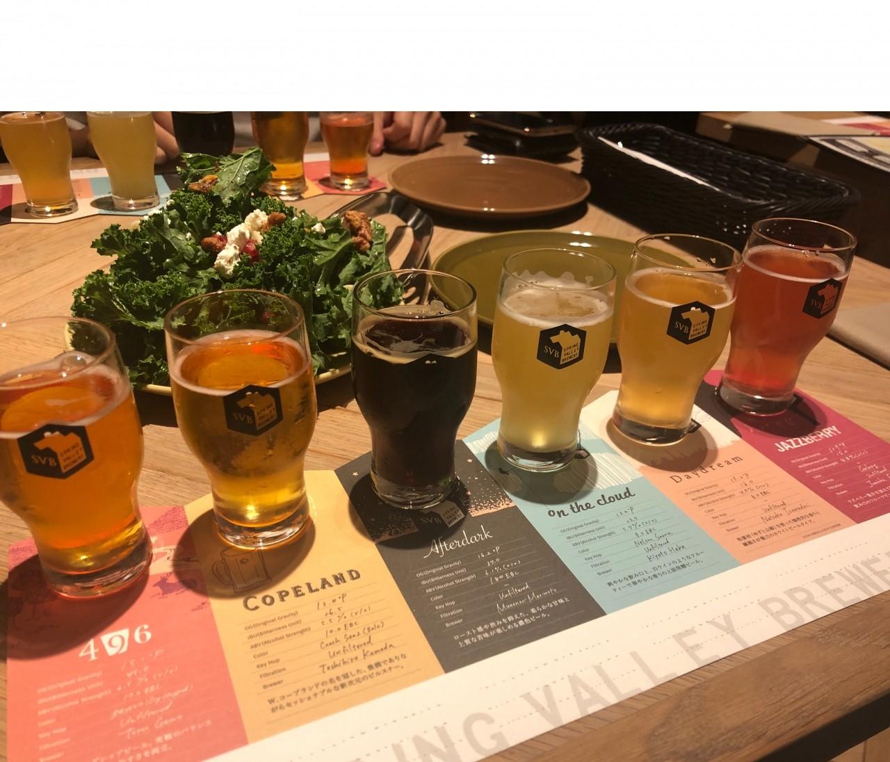 【ビール好き必見】東京都内でクラフトビールが飲めるお店①