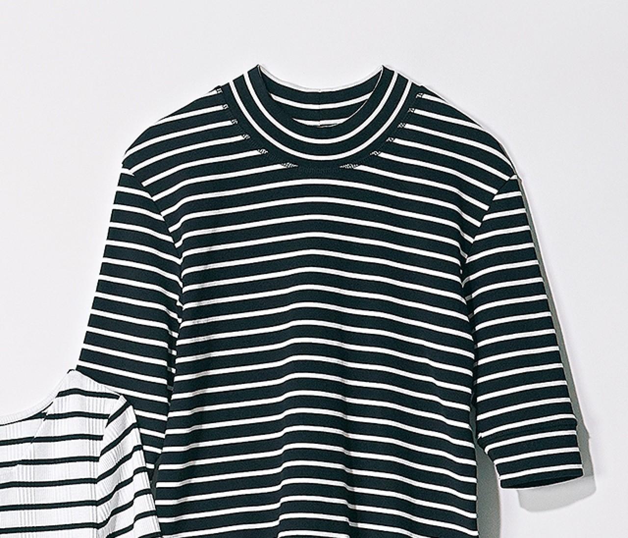 【甘め派・Tシャツ7選】フレンチシックTシャツで可愛げ+知的な印象をゲット!