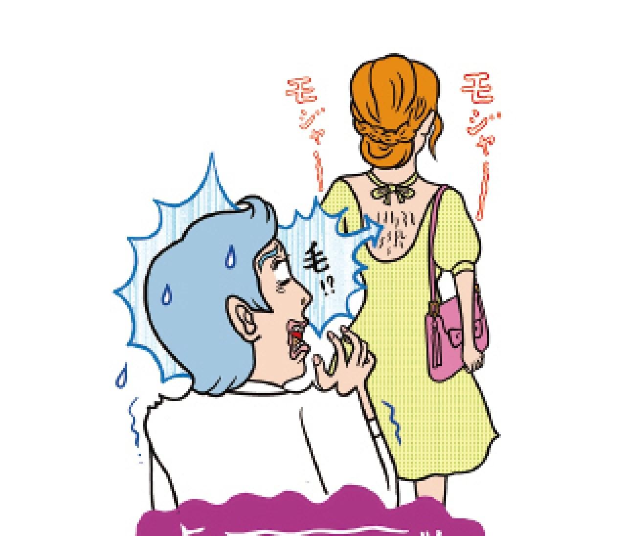 【30代男子の本音座談会】女子のムダ毛に思うことを大暴露!