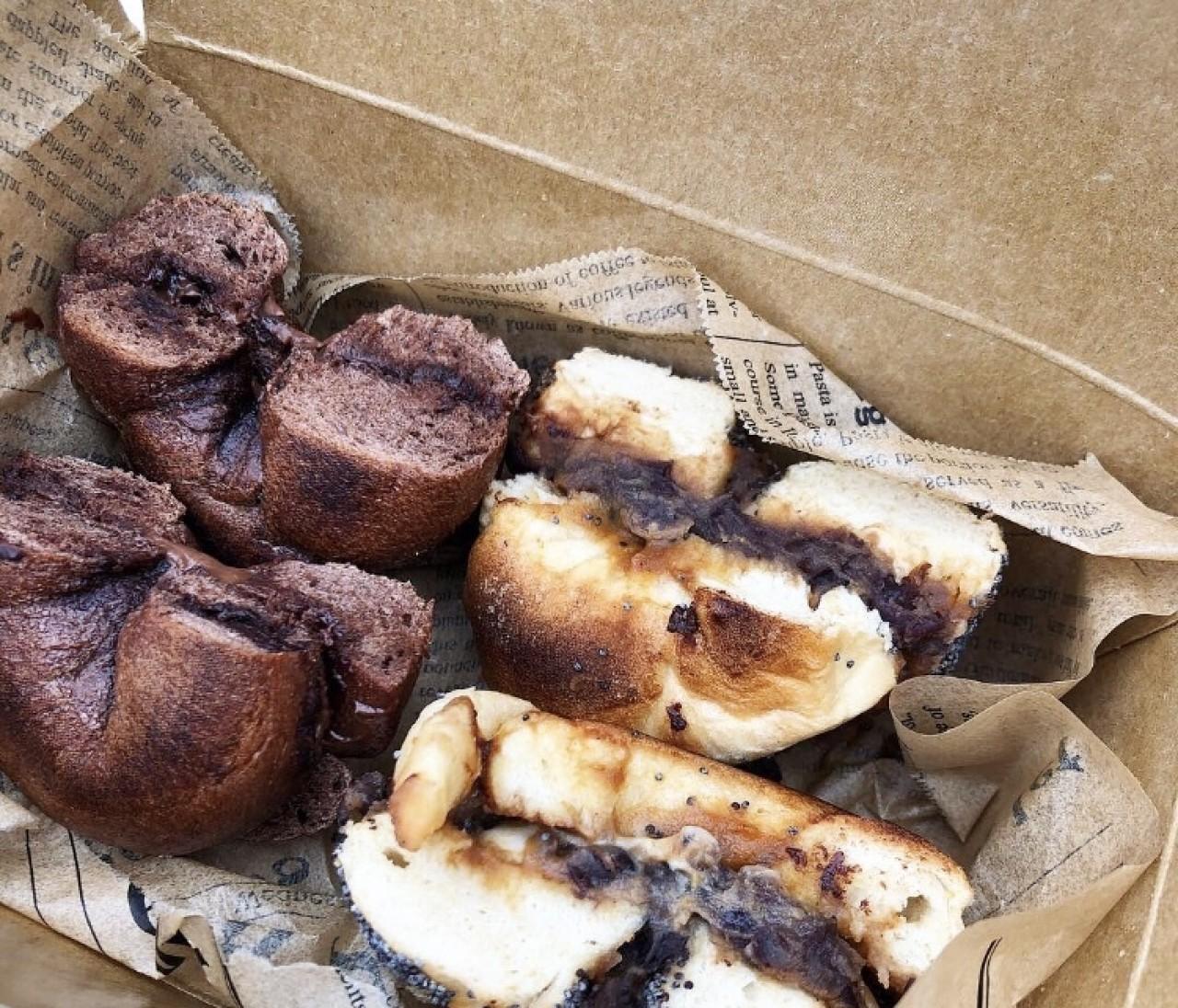 【私のパン活】中目黒で見つけた自家製酵母の本格ベーグルカフェ