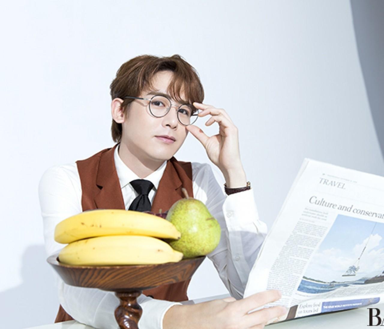 どこまでも紳士!NICHKHUN(From 2PM)の撮影裏話♡