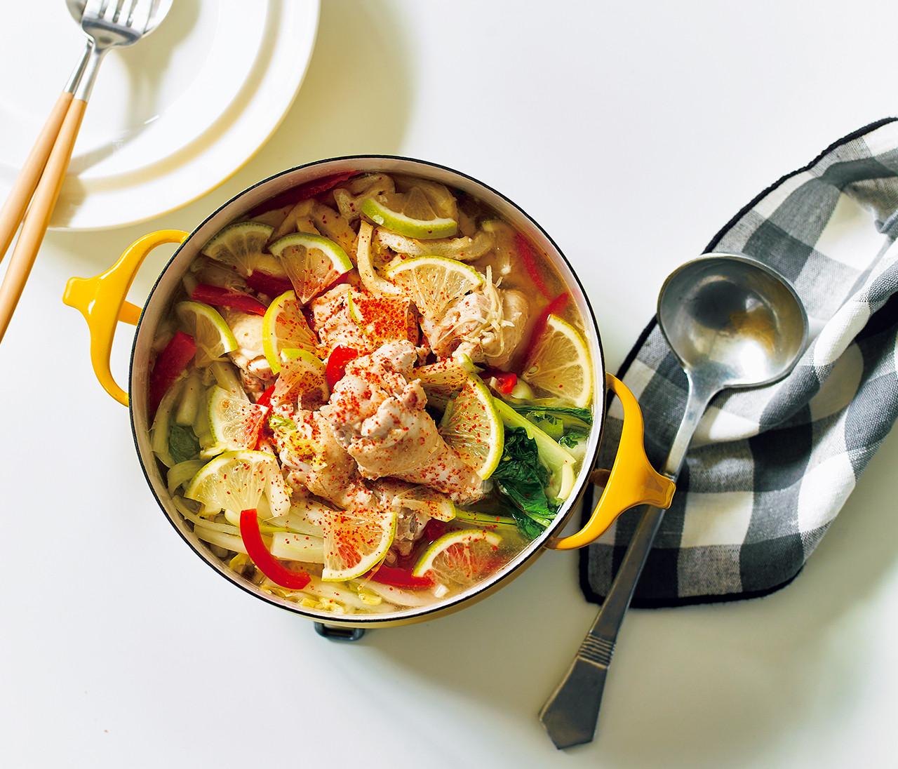 【Atsushiさんの美人鍋レシピまとめ】美肌にもデトックスにもエイジングケアにも!絶品鍋レシピ10